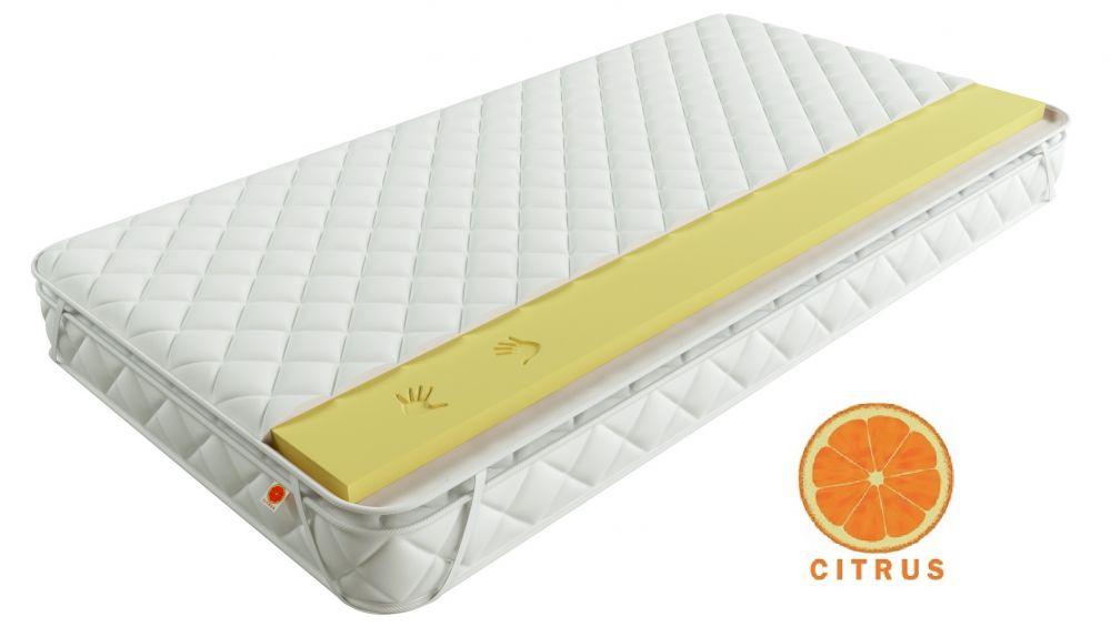 Наматрасник Citrus Меморикс 4